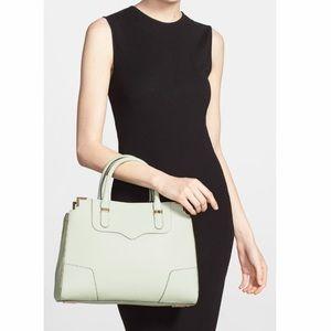 Amorous Mint Rebecca Minkoff Crossbody Satchel Bag
